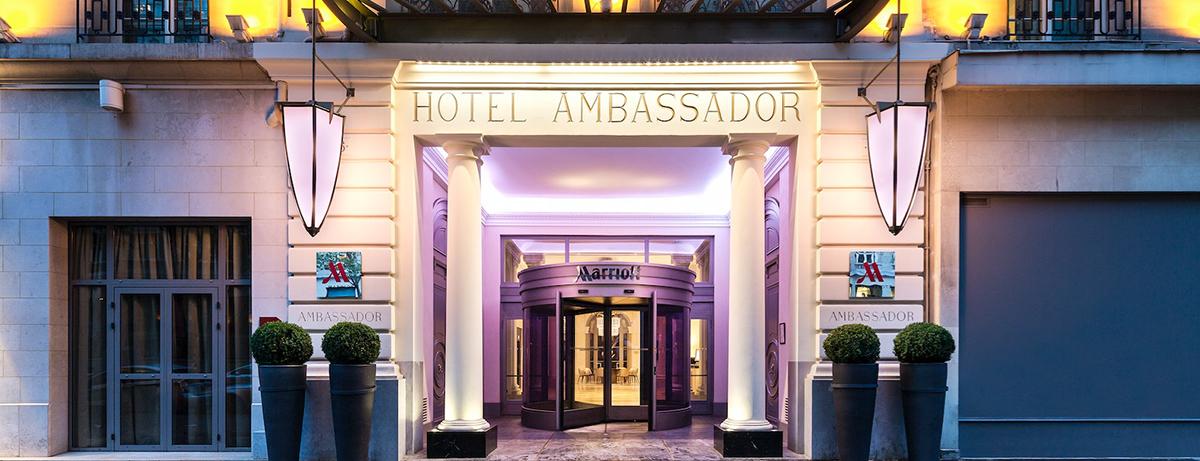 Top 10 Hôtels pour Séminaire à Paris (75)