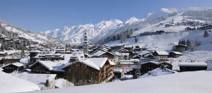 Top 10 lieux pour Séminaire d'entreprise à la Montagne et au Ski