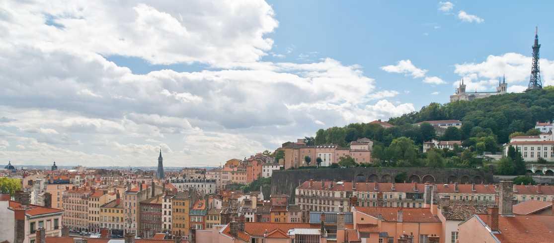 Lyon Fourvière