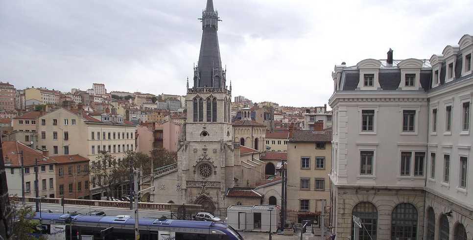 Lyon saint Paul