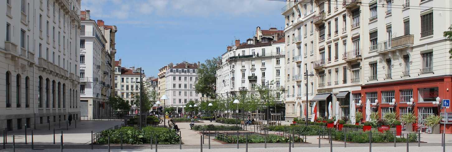 Brotteaux Lyon