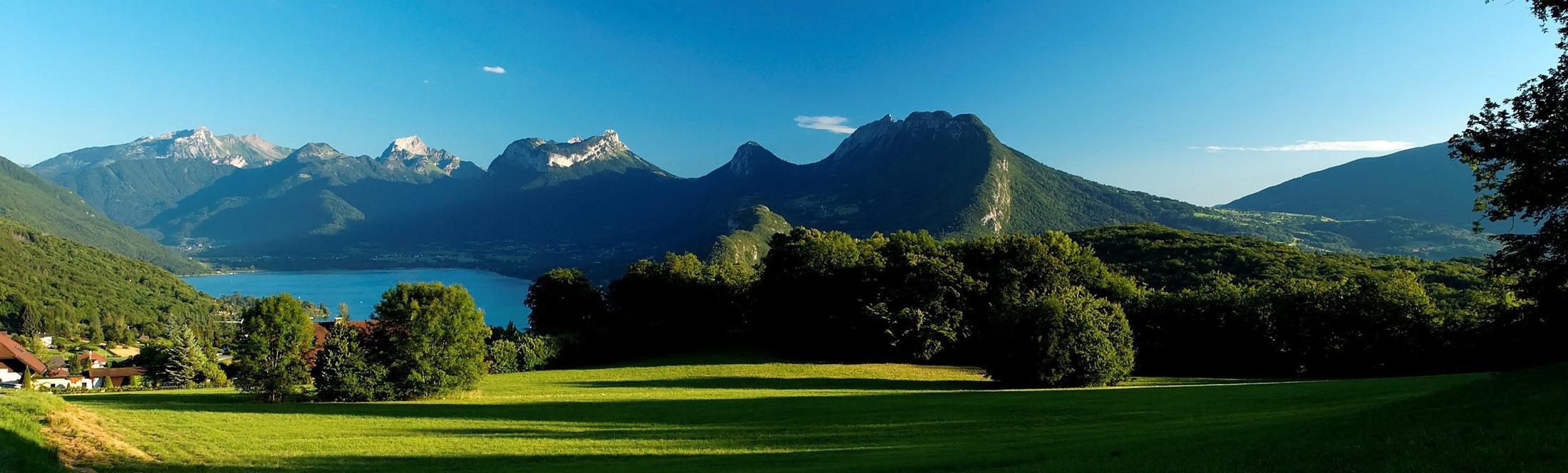 Haute Savoie - Lac d'Annecy