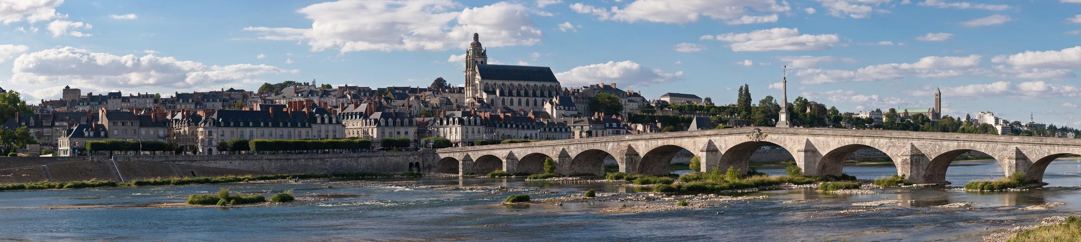 Loire- Vue panoramique