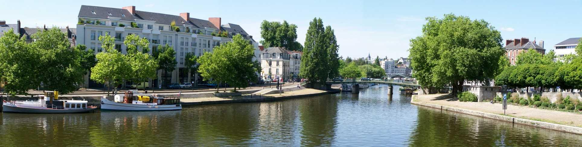 Nantes bord de Loire