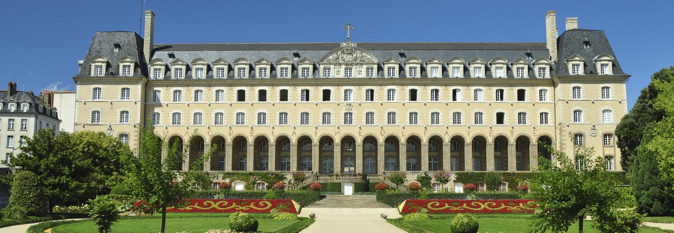 Palais Saint George de Rennes