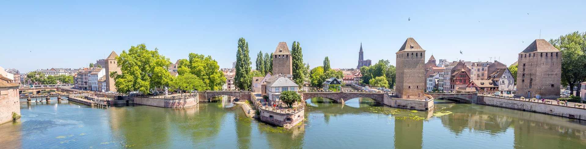 Canaux de Strasbourg