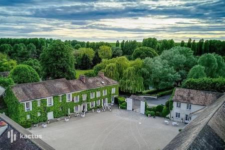Top 10 des lieux événementiels pour un séminaire au vert en Île-de-France