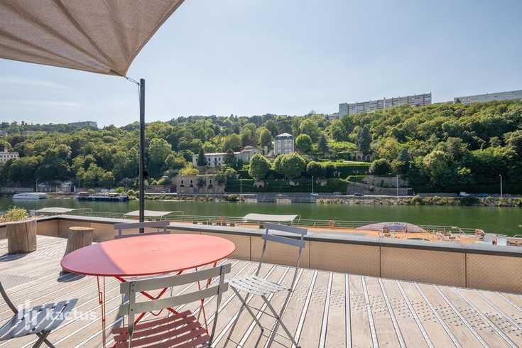 Un rooftop pour location à Lyon