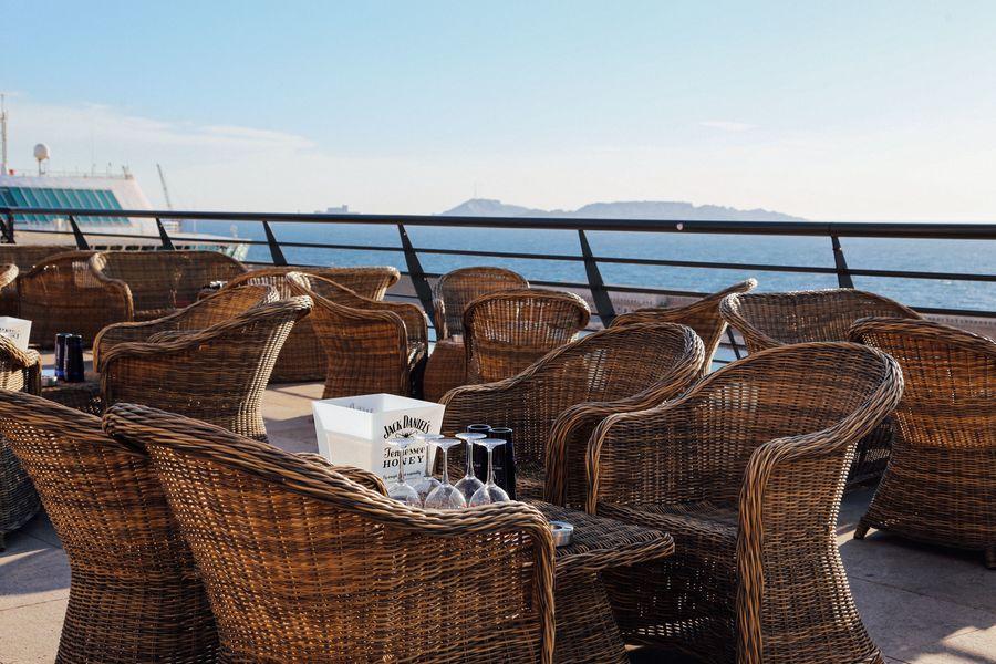 Un rooftop pour location à Marseille