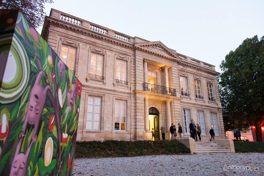 Un chateau pour location à Bordeaux