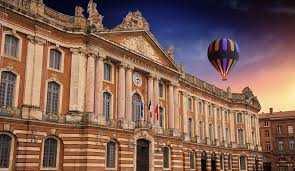Vue Toulouse capitole