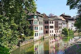 Vue de Strasbourg seminaire