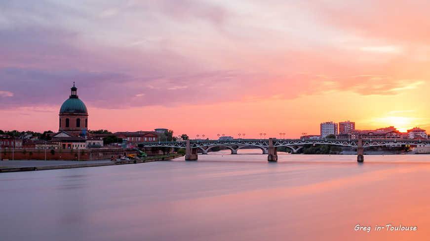 Photo Toulouse nuit