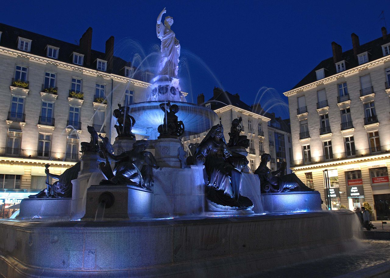 Photo Nantes soir