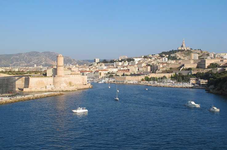 Photo vieux port Marseille