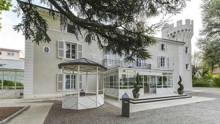 Un chateau pour location à Lyon