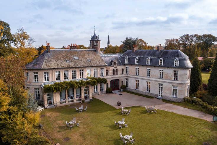 Un chateau pour location à Lille