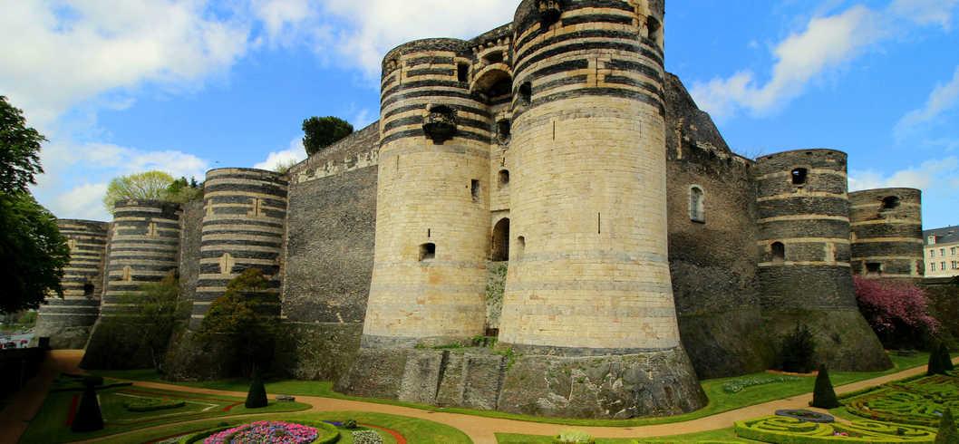 Un chateau pour location à Angers
