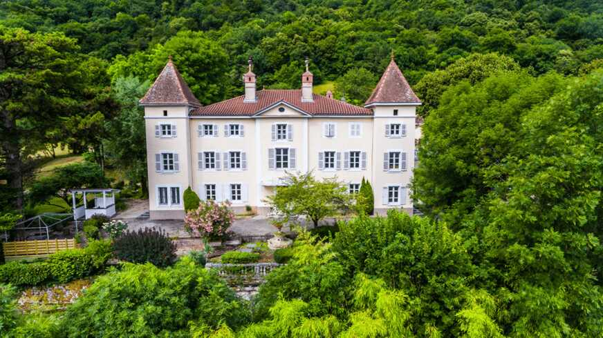 Un chateau pour location à Grenoble