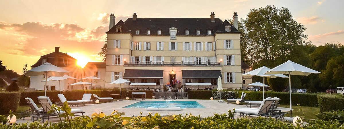 Un chateau pour location à Dijon