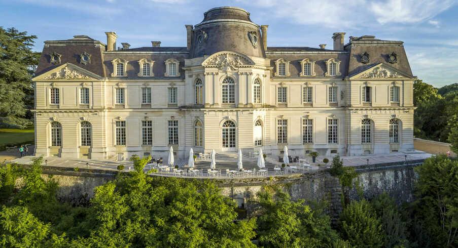 Un chateau pour location à Tours