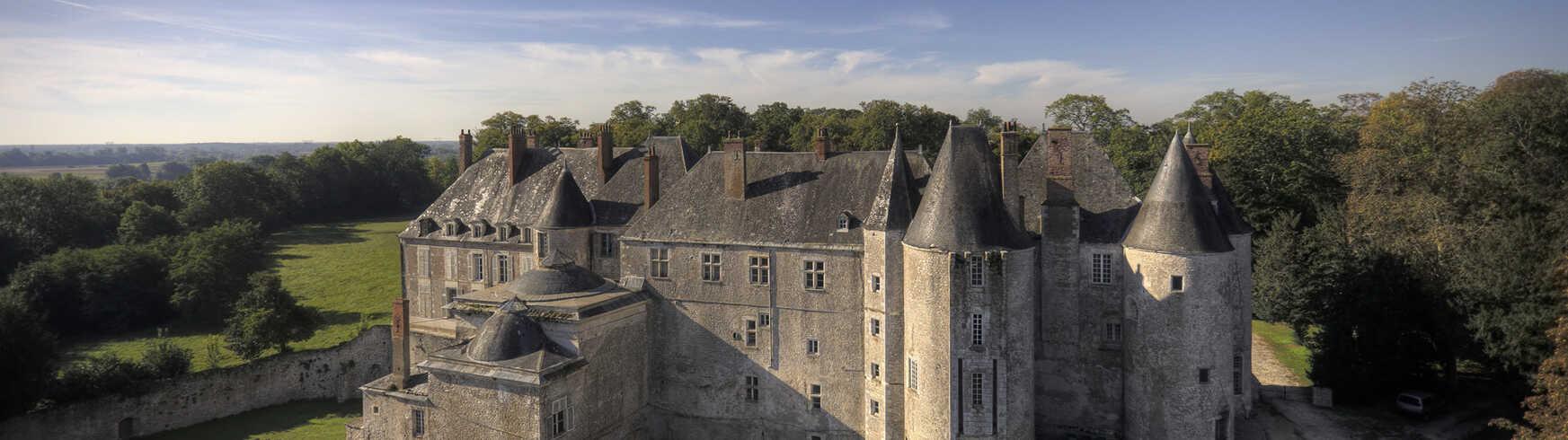 Un chateau pour location à Orléans