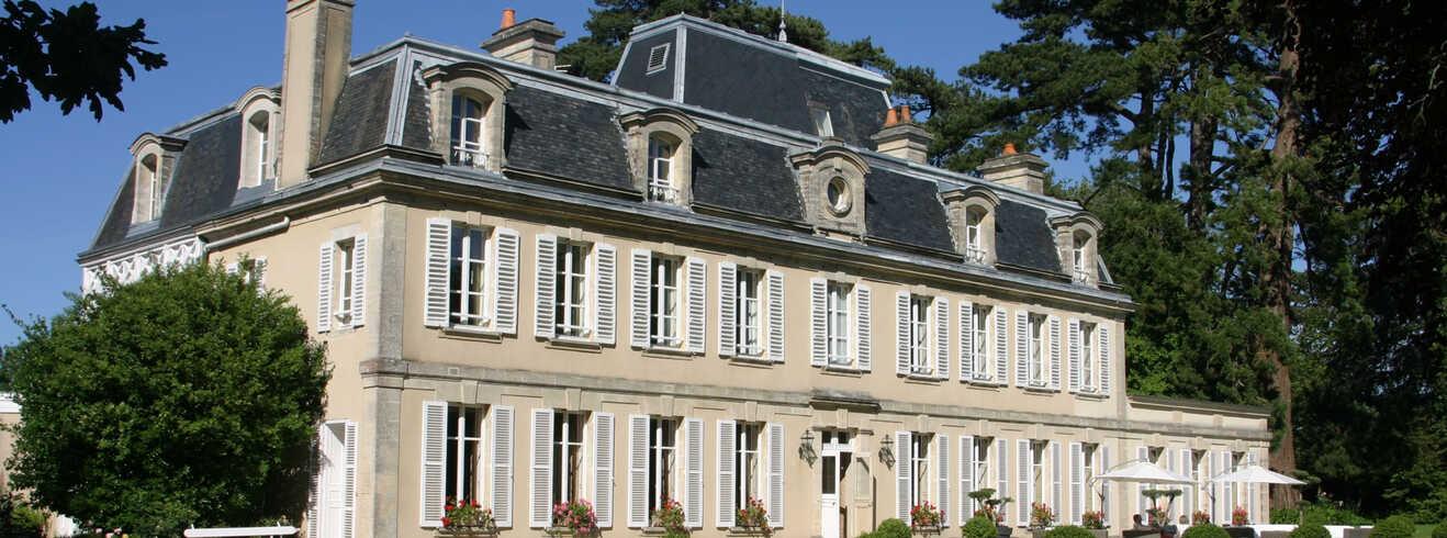 Un chateau pour location à Caen