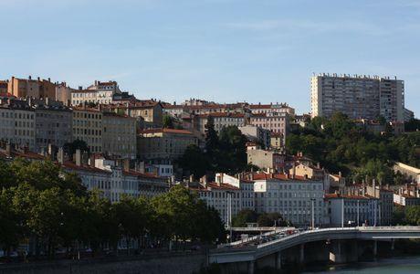 Quartier de la Croix-Rousse de Lyon