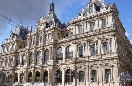 Quartier de la Préfecture à Lyon