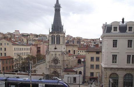 Quartier de Lyon Saint-Paul