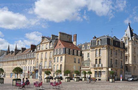 Place principale de Caen