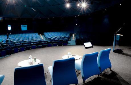 Salle de conférence du centre des congès de Caen