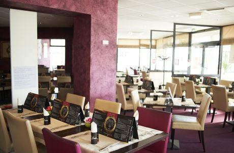 Restaurant hôtel de Loire Angers