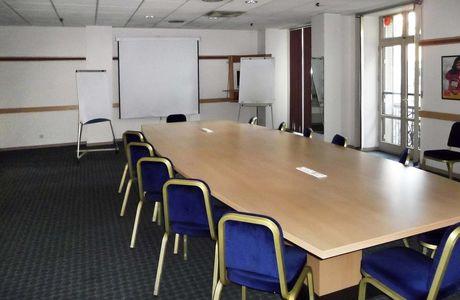 Salle de réunion Stendhal de l'Ibis Grenoble Centre
