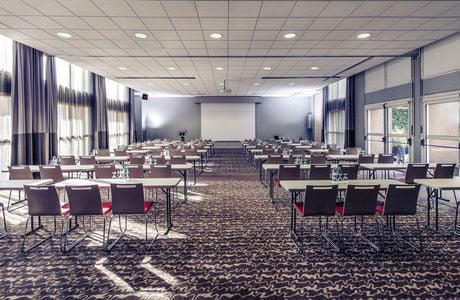 Salle de conférence de l'hôtel Mercure Grenoble centre