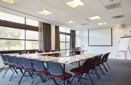Salle de réunion au Newhotel de Marseille