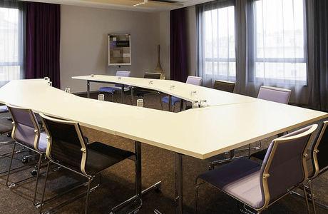 Salle de réunion au Novotel centre de Metz