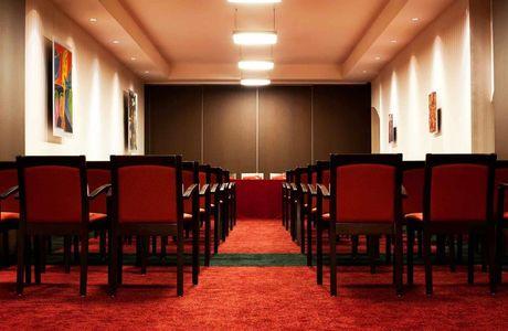 Salle de conférence de l'hôtel La Citadelle de Metz
