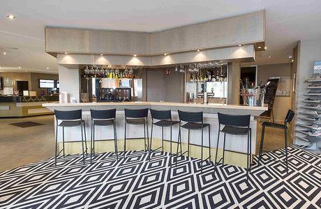 Bar de l'hôtel Mercure Centre à Metz