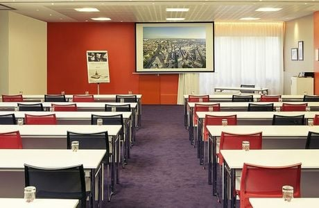 Salle de séminaire Ile Balague de l'hôtel Mercure Centre de Nantes
