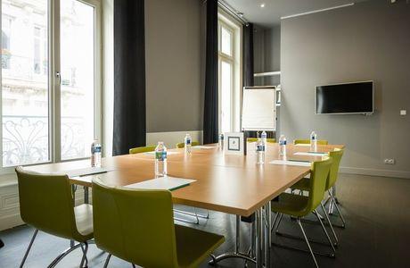 Salle de réunion Huit de Trèfle à La Rosière d'Artois