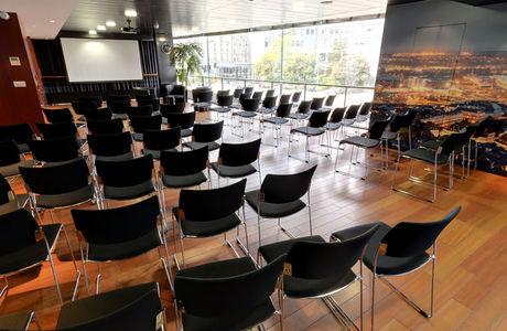 Salon de conférence le Nid à Nantes