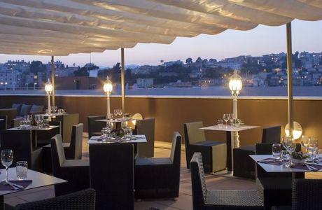 Soirée Rooftop au NH à Nice
