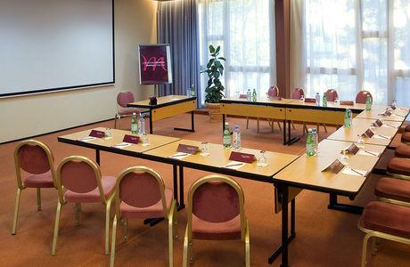 Salle de réunion Bouzy de l'hôtel Mercure Parc des Expositions de Reims