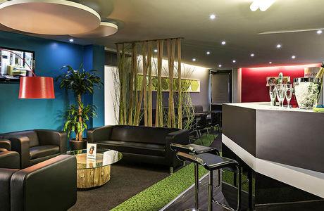 Salon de l'Ibis Style Centre de Reims