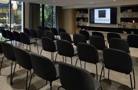 Salle de conférence Gaspard de l'hôtel Balthazar de Rennes