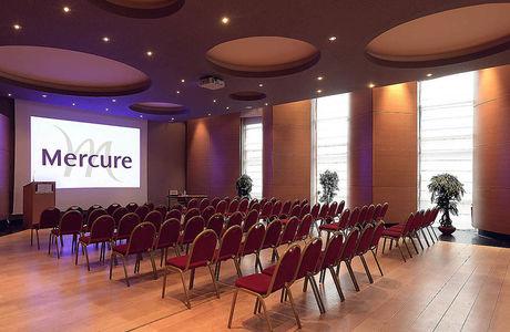 Salle de conférence Corneille de l'hôtel Mercure Champ de Mars à Rouen