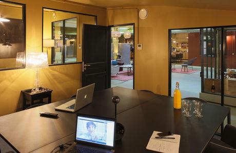 Atelier Now Coworking de Rouen