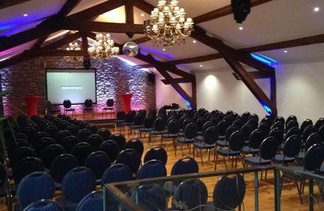 Salle de conférence au Garden 18 à Saint Etienne