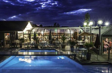 Soirée à l'hôtel du Golf de Saint Etienne